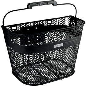 Electra Linear QR Mesh Basket black